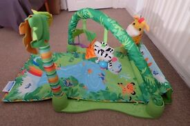 Fisher Price Musical Gym Playmat