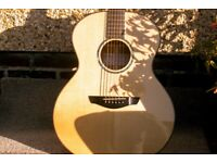 Faith Neptune Natural Baby Jumbo Acoustic Guitar