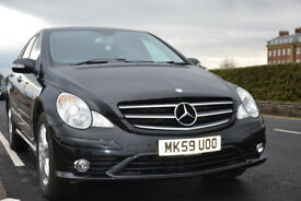 Mercedes-Benz R Class 3.0 R280 CDI Sport 5dr 78680 miles only, 2 owners