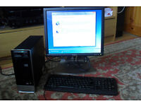 HP PAVILION SLIMLINE S3000 MINI PC SYSTEM