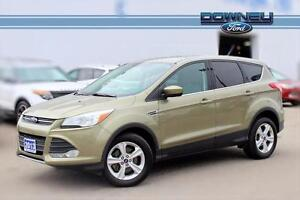 2013 Ford Escape 4DR SE 4WD BLUETOOTH - STEER WITH AUDIO - TINTE