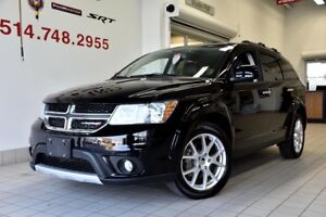 2016 Dodge Journey, R/T, AWD + CUIR 7 PASSAGERS