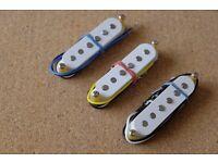 Stratocaster Vintage Pickups