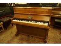 Chappell upright piano - Previously reconditioned - UK delivery available + Europe & World wide