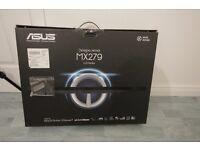 """ASUS MX279H LCD Monitor 27"""" 1080p as new with free Gaming Keyboard and mouse bundle £175"""