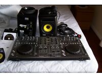 TRAKTOR Pioneer DDJ TI EDITION As new cost £1,400 willing to sell for £900 perfect condition