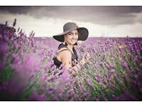 Portrait photographer based in Buckinghamshire