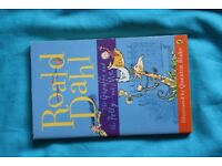 Roald Dahl book called The Giraffe and the Pelly and Me
