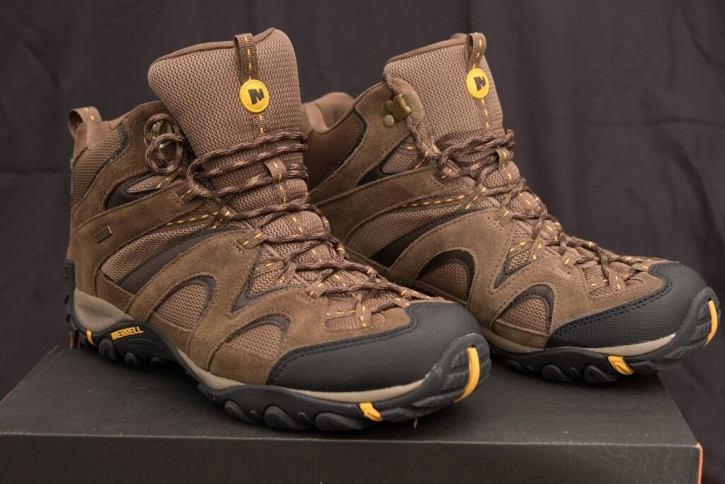 68cc62a7380 Merrell Energis Mid Hiking Boots Size 9
