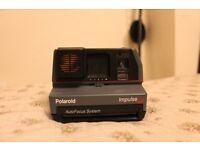 Polaroid 600 Impulse AF Auto Focus System Instant Film Camera