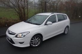 2012 HYUNDAI I30 COMFORT CRDI, 1 OWNER FROM NEW, FULL SERVICE HISTORY