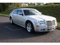Chrysler 300c Tourer (estate) 2009 58 Plate 3litre CRD Diesel Auto