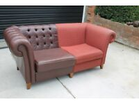 pair sofas settees