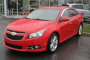 2012 Chevrolet Cruze LT*RS*Turbo*TOIT*AC*CRUISE*AUX*CD*