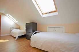 Room to share, all bills included, price per person £115 PW, 5 minutes from Leyton Station.