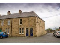 2 Bed spacious flat to rent near centre of Hexham.