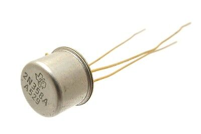 Vintage Germanium Transistors Type 2n358a 3pc