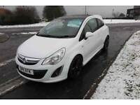 VAUXHALL CORSA 1.2 LIMITED EDITION,2011,1 OWNER,Full Service History,Alloys,Air Con,Cruise Control