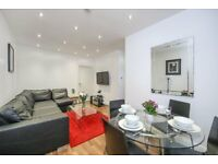TWO LARGE DOUBLE ROOMS APARTMENTS IN W1