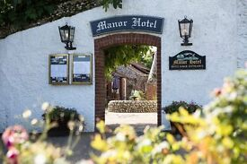 Full time Chef and fill time Kitchen Porter Accommodation available