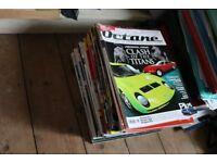 Bunch of Car Magazines eg Octane, Classic Cars,, Auto Express, Autocar, Top Gear