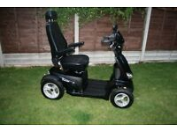 Rascal Vision 2017 mobility scooter 8 mph all terrain 75Ah batteries **can deliver**
