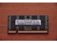 samsung 1gb memory stick for laptop