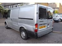 2002 Ford Transit 280 Swb *** NON RUNNER *** Fuel Pump Fault *** For Spares / Repair / Parts