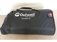 Tent carpet. Outwell premium fleece tent carpet. Camping equipment in very good condition