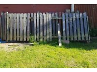 Picket (Playhouse) Fence + Gate