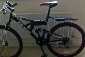 Boss Dominator Mountain Bike