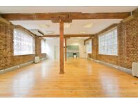 Huge warehouse conversion to rent in Camden Town! £445 per week! Zone 2! Available now!