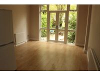 Stunning bright ground floor newly renovated studio flat. Set within 12 minutes walk(approx) of High