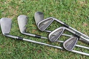 """Adams Pro Black CB1 Forged Irons 5-PW. + 1"""" longer Caringbah Sutherland Area Preview"""
