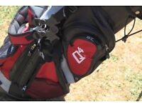 Golf Bag/Stand - Q4, Jack Nicklaus