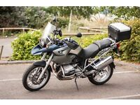 Very Low Mileage 2004 BMW R1200GS