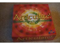 NEW - Articulate Board Game