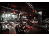 1Rebel Gym Membership - Umlimited - £120pm but females only!