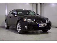 2009 Lexus IS 220d 2.2TD SE, Full Lexus Service History !!! SALE,SALE, SALE !!!