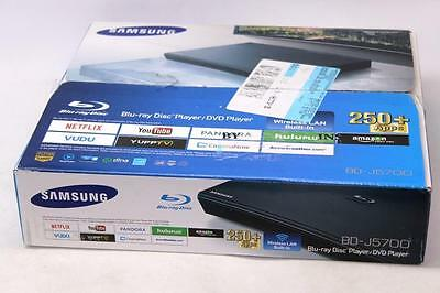 Samsung BD-J5700 Curved Smart Blu-ray DVD Player w/ Built-In WiFi