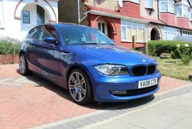BMW 1 Series 116i 3 Door Full Service History