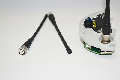 6 Inch Whip Antenna For Trimble R6r85800 Gps 450-470mhz High Frequency Tnc