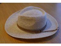 Mens Panama Jack Straw Style Hat - Large - Like New