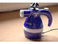 ProAction 1000w Hand Held Steam Cleaner