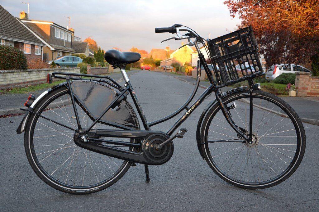 Ladies' Dutch Bike (original)