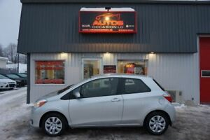2013 Toyota Yaris CE 5 VITESSES BLUETOOTH 43 900 Km !!