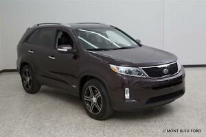 2014 Kia Sorento EX/V6/AWD, LEATHER INT !