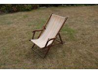 Deckchair for sale