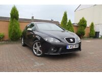 2007 Seat Leon 2.0 TDI FR, 12 Months MOT, Service History Available, Cambelt Changed