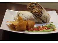 Mexican food catering for all occasions - covering all of the UK (HALAL)